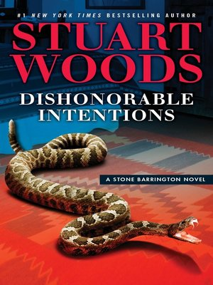 cover image of Dishonorable Intentions