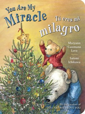 cover image of Tú eres mi milagro / You Are My Miracle