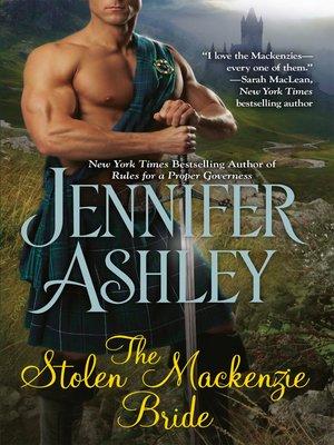 cover image of The Stolen Mackenzie Bride