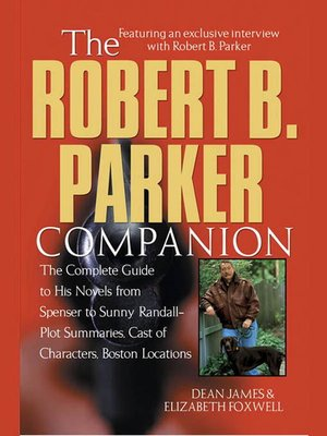 cover image of The Robert B. Parker Companion