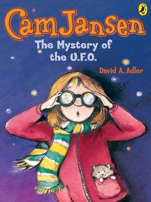 cover image of The Mystery of the U.F.O.