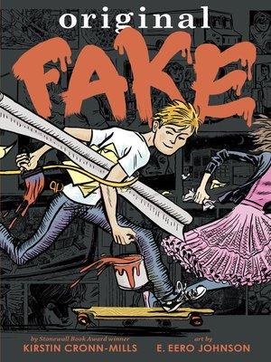 cover image of Original Fake