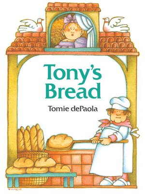 cover image of Tony's Bread