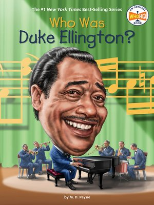 cover image of Who Was Duke Ellington?