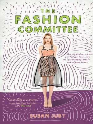 cover image of The Fashion Committee