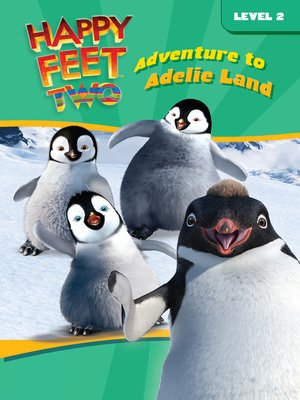 cover image of Adventure to Adelie Land