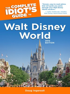 cover image of The Complete Idiot's Guide to Walt Disney World