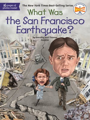 cover image of What Was the San Francisco Earthquake?