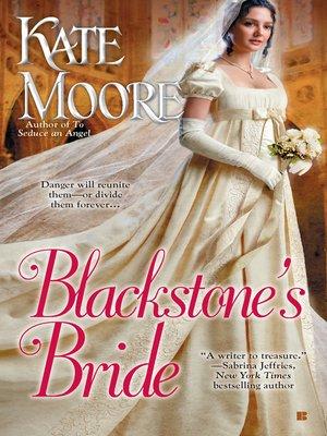 cover image of Blackstone's Bride