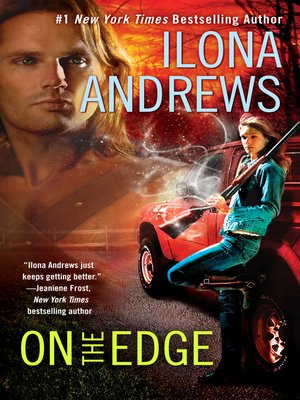 cover image of On the Edge