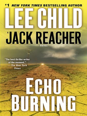 cover image of Echo Burning