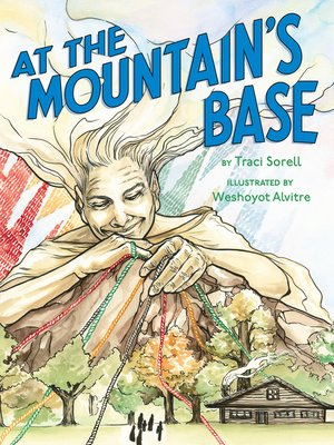 cover image of At the Mountain's Base