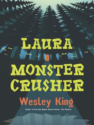 cover image of Laura Monster Crusher