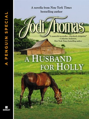 cover image of A Husband for Holly