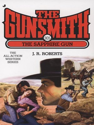 cover image of The Sapphire Gun