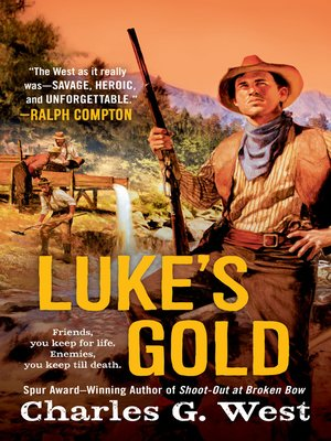 cover image of Luke's Gold