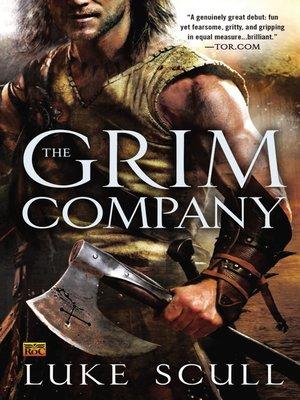 The Grim Company Epub