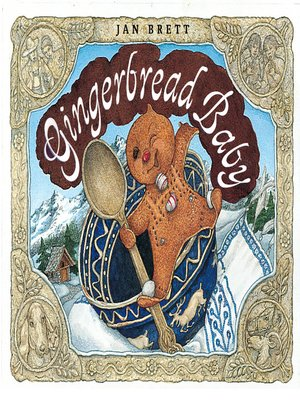 cover image of Gingerbread Baby