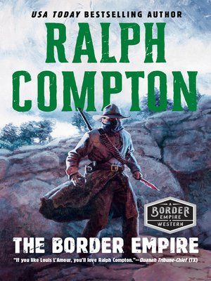 cover image of The Border Empire