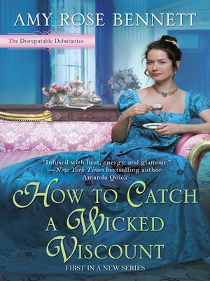 cover image of How to Catch a Wicked Viscount