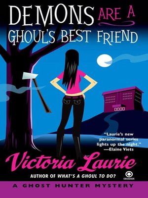cover image of Demons Are a Ghoul's Best Friend