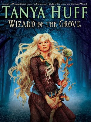 cover image of Wizard of the Grove