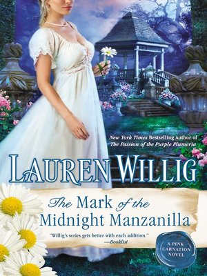 cover image of The Mark of the Midnight Manzanilla