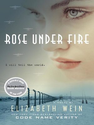cover image of Rose Under Fire