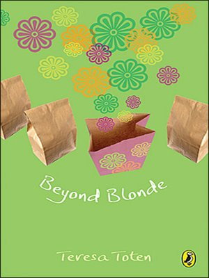 cover image of Beyond Blonde: Book Three of the Series