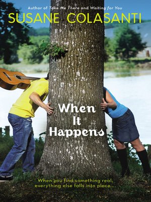 cover image of When It Happens