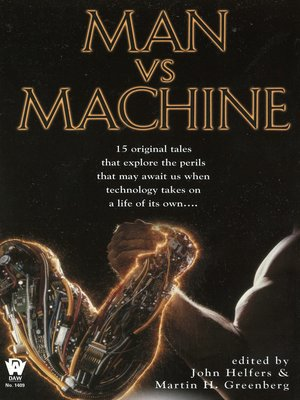 cover image of Man Vs Machine