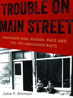 cover image of Trouble on Main Street