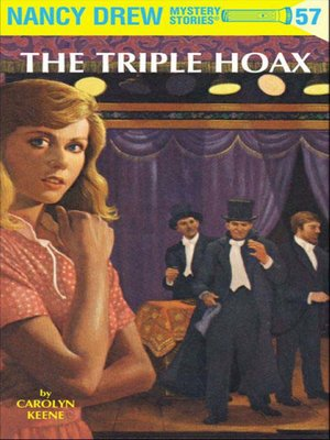 cover image of The Triple Hoax