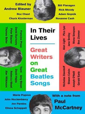 cover image of In Their Lives