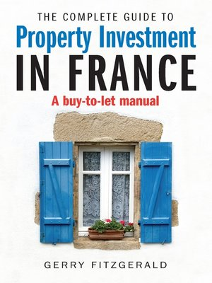 cover image of Complete Guide to Property Investment in France