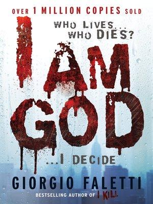 cover image of I Am God