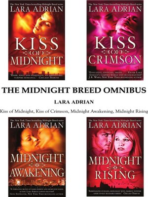cover image of The Midnight Breed Omnibus