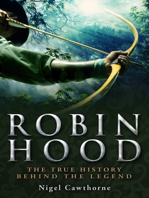 cover image of A Brief History of Robin Hood
