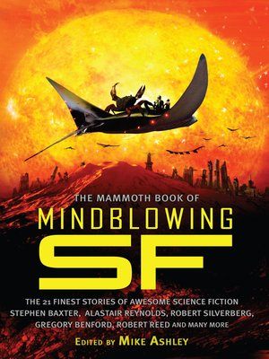 cover image of The Mammoth Book of Mindblowing SF