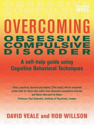 cover image of Overcoming Obsessive-Compulsive Disorder