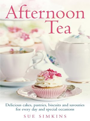 cover image of Afternoon Tea