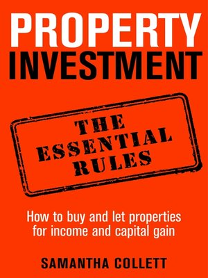 cover image of Property Investment