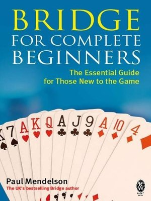 cover image of Bridge for Complete Beginners