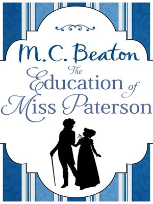 cover image of The Education of Miss Paterson