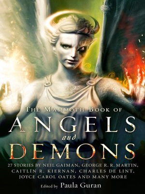 cover image of The Mammoth Book of Angels & Demons
