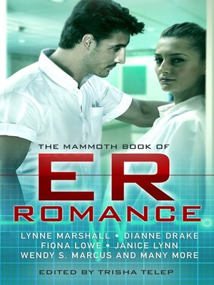 cover image of The Mammoth Book of ER Romance