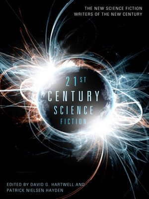 cover image of 21st Century Science Fiction