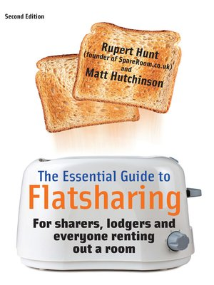 cover image of The Essential Guide to Flatsharing