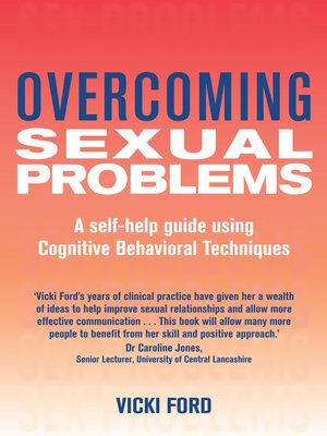 cover image of Overcoming Sexual Problems