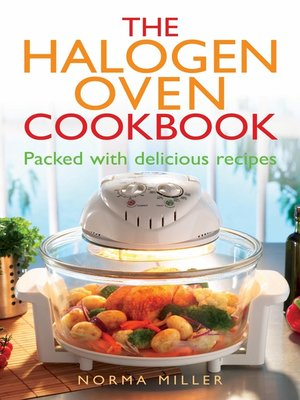cover image of The Halogen Oven Cookbook